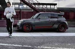 MINI John Cooper Works GP Concept side