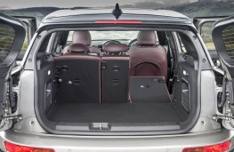 MINI Clubman, boot