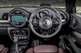 MINI Clubman, dashboard