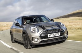 MINI Clubman, front action