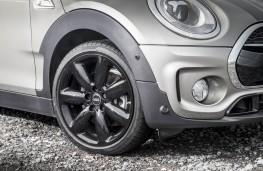 MINI Clubman, wheel detail