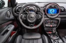 MINI Clubman S 2019 fascia
