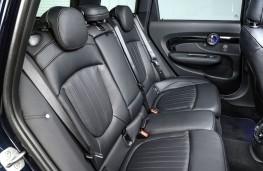 MINI Clubman S 2019 rear seats