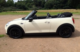 MINI Cooper Convertible, side
