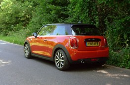MINI Cooper, rear static