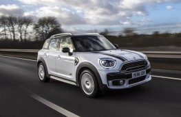 MINI Countryman, front action