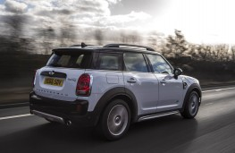 MINI Countryman, rear action