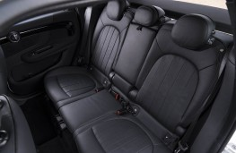 MINI Countryman, rear seats