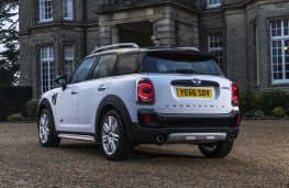 MINI Countryman, rear static