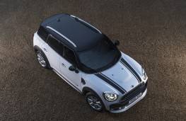 MINI Countryman, static above