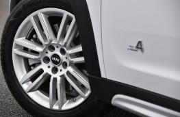 MINI Countryman, wheel detail