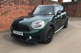 MINI Countryman, front