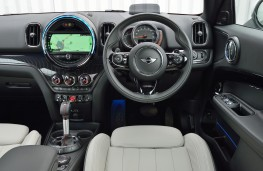 MINI Countryman, interior