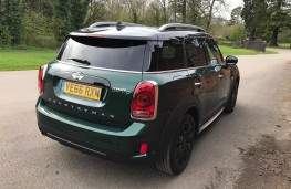 MINI Countryman, rear