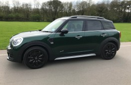 MINI Countryman, side
