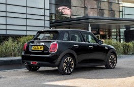 MINI Exclusive rear