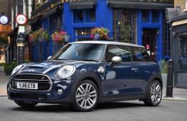 Mini Seven Cooper, front