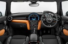 Mini Seven Cooper, interior