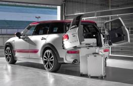 MINI John Cooper Works Clubman 2020 rear doors