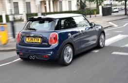 Mini Seven Cooper, rear