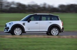 MINI Countryman, side action