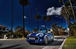 MINI convertible, front