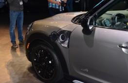 MINI Cooper Countryman S E ALL4, 2016, Los Angeles auto show