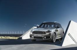 MINI Cooper SE Countryman, 2017, plug-in hybrid