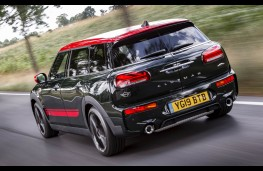MINI Clubman John Cooper Works, rear
