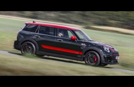 MINI Clubman John Cooper Works, profile