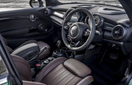 MINI 60 Years Edition, 2019, interior