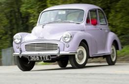 Great British Car Journey, 2021, Morris Minor