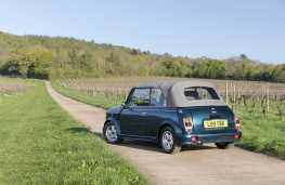 Mini Convertible, 1993, rear