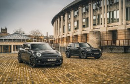 MINI Clubman and Countryman Shadow Edition, 2021, front