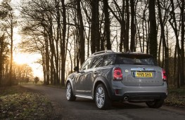 MINI Cooper S E Countryman ALL4, 2019, rear