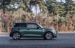 MINI 60 Years Edition, 2019, side