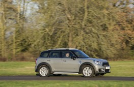 MINI Cooper S E Countryman ALL4, 2019, side