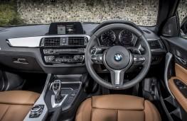 BMW M240i, 2017, interior