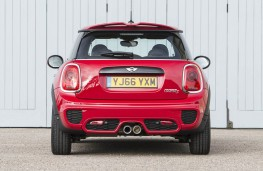 MINI Cooper S Works, tail