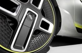 MINI Electric, 2018, wheel