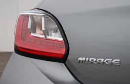 Mitsubishi Mirage, 2020, badge