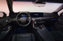 Toyota Mirai, 2020, interior