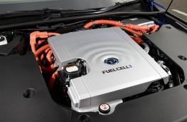 Toyota Mirai, 2020, motor