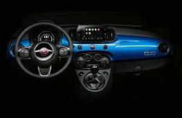 Fiat 500 Mirror, 2018, interior