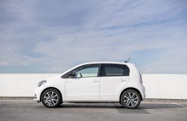 SEAT Mii Electric, 2021, side