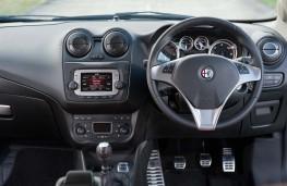 Alfa Romeo MiTo, interior