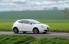 Alfa Romeo MiTo, side
