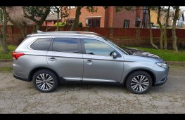 Mitsubishi Outlander 2.0 Design, side