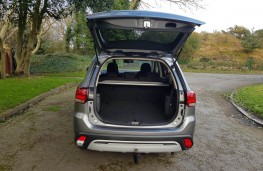 Mitsubishi Outlander 2.0 Design, boot