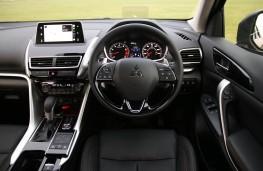 Mitsubishi Eclipse Cross, cabin